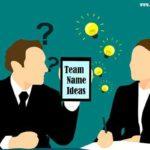 Team Name Ideas