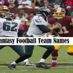 Fantasy Football Team Names
