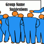 Group Name Suggestions