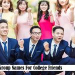 Group Names For College Friends