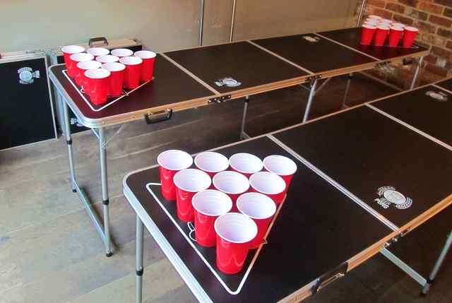 Beer Pong Team Names