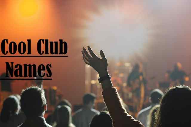 Cool Club Names, Best, New, Social, Ideas, School