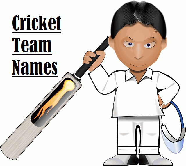 Unique Team Names For Cricket, Work And Business – Team Names