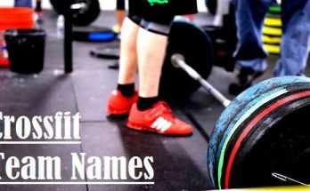 Crossfit Team Names,Funny, Best, Badass, Scaled