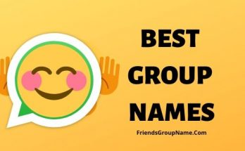 Best Group Names, group names