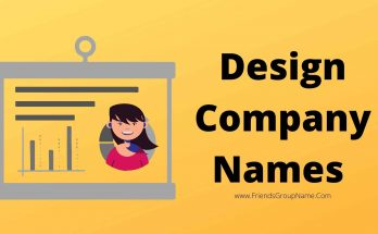 Design Company Names