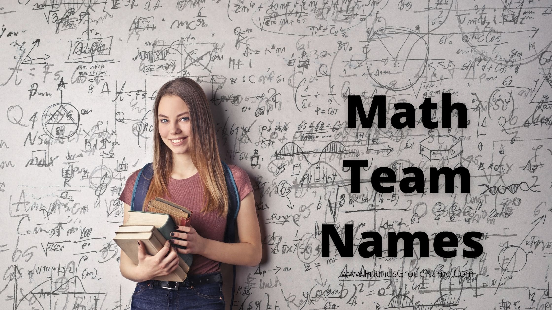 Math Team Names